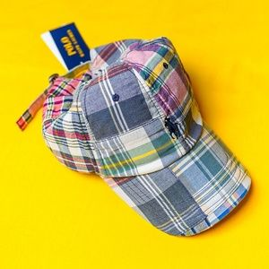 Polo Ralph Lauren Plaid Cap